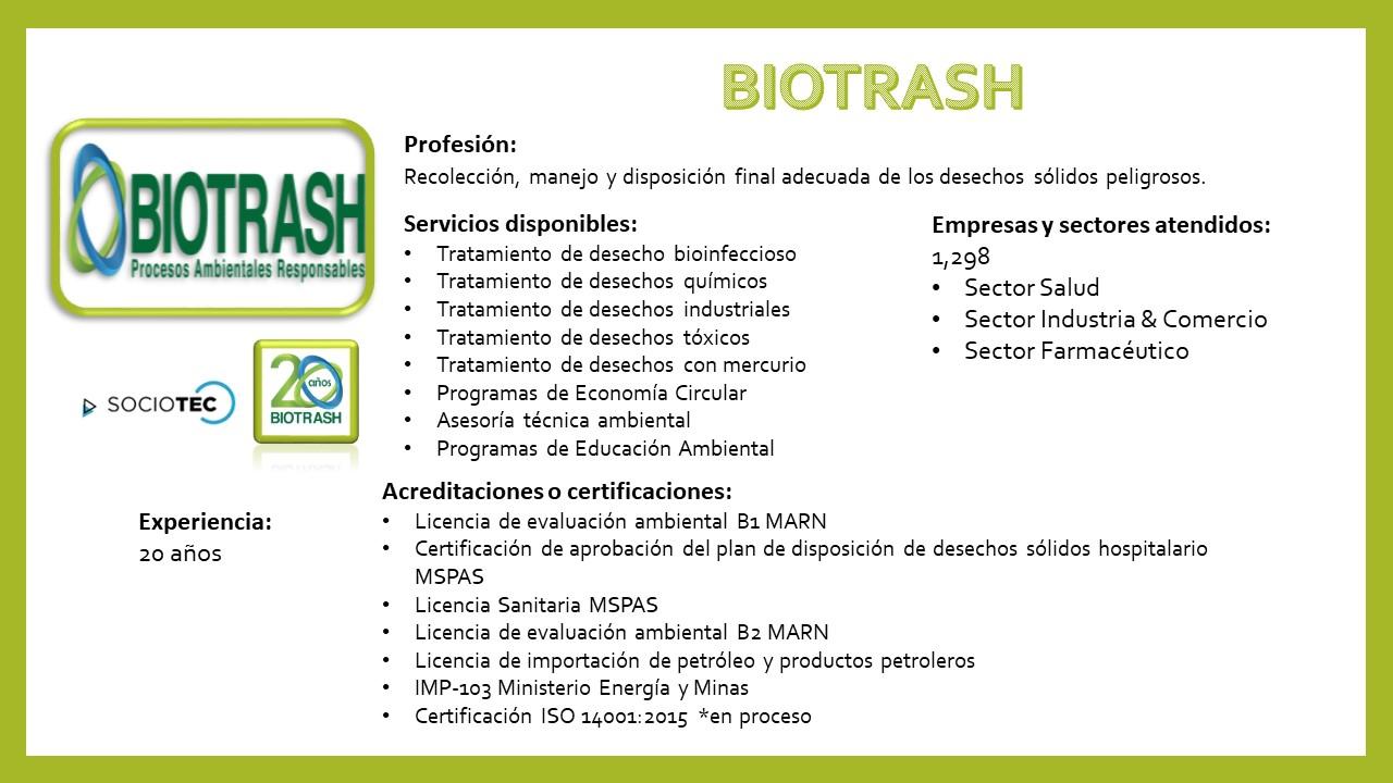 Biotrash