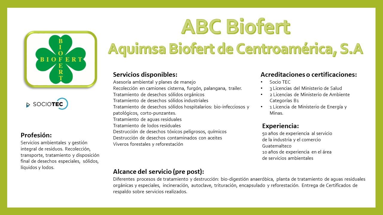 ABC Biofert